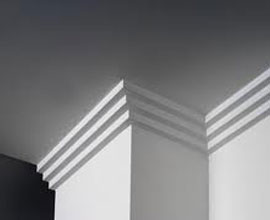 square set and cornice